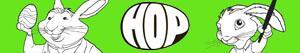 kolorowanki Hop