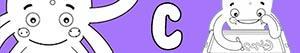 kolorowanki Imiona dla Chłopców na litere C