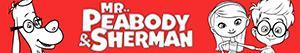kolorowanki Pan Peabody i Sherman